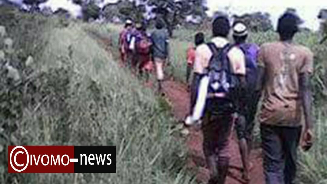 HUMAN TRAFFICKING IN BURUNDI: THE CASE OF MUSONGATI – AN INVESTIGATION BY IVOMO