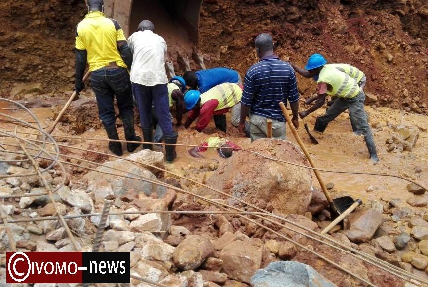 Gasenyi (Mutimbuzi): Six morts dans un éboulement