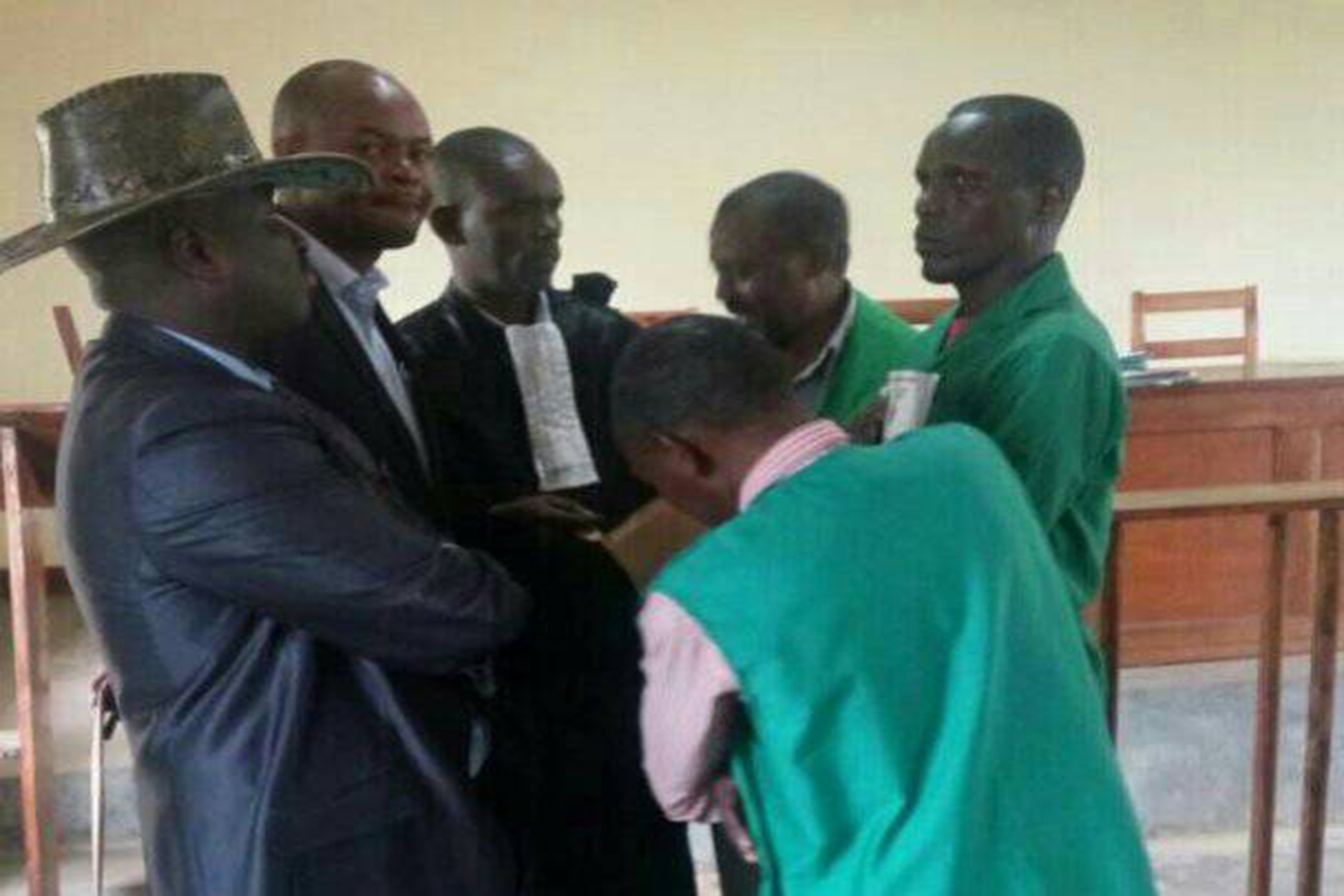 Burundi: Court sentences three activists of PARCEM NGO to 10 years imprisonment