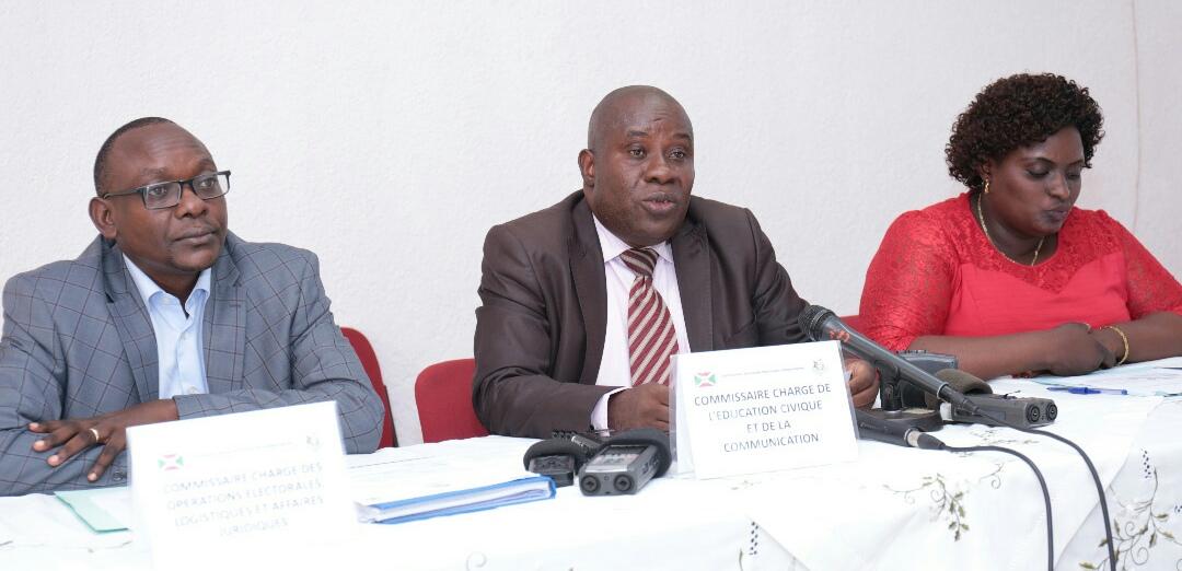 Burundi- Mizero «Tora ego»: une nyakurisation sous la bénédiction de la Ceni?