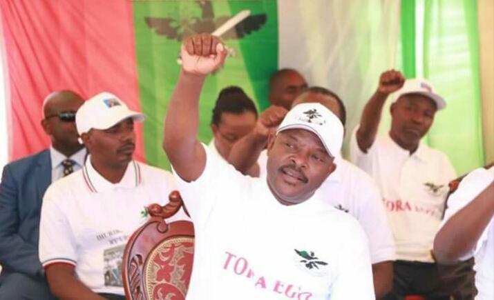 Burundi–référendum: le paradoxe d'une Constitution qui ne dit rien sur le sort du président Nkurunziza en 2020