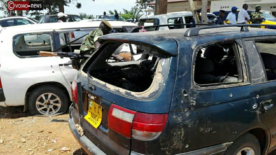 Poste frontalier de Gatumba : une attaque armée sème la confusion au sein de la population